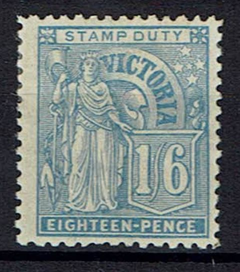 Image of Australian States ~ Victoria SG 322 MM British Commonwealth Stamp
