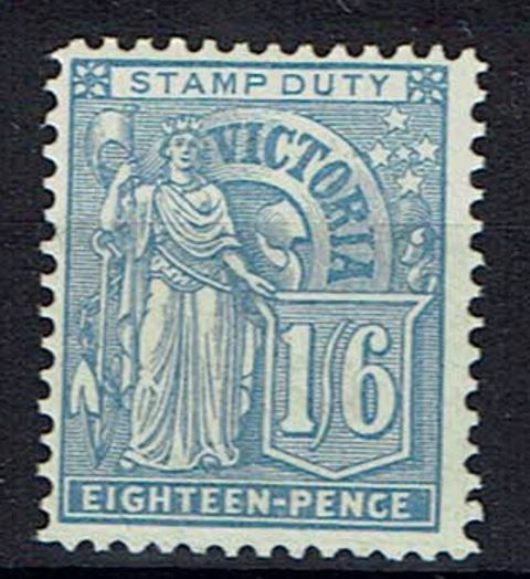 Image of Australian States ~ Victoria SG 322 UMM British Commonwealth Stamp