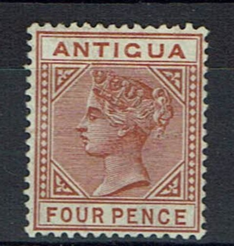 Image of Antigua 28a LMM