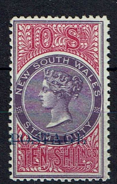 Image of Australian States ~ New South Wales SG 275b LMM British Commonwealth Stamp
