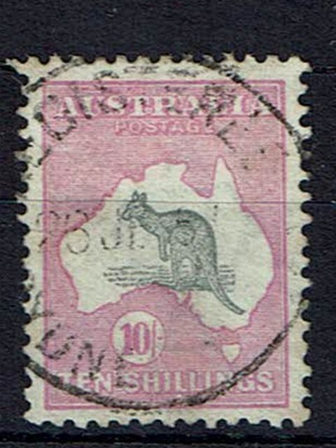 Image of Australia SG 14 FU British Commonwealth Stamp