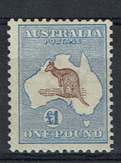 Image of Australia SG 15 MM British Commonwealth Stamp