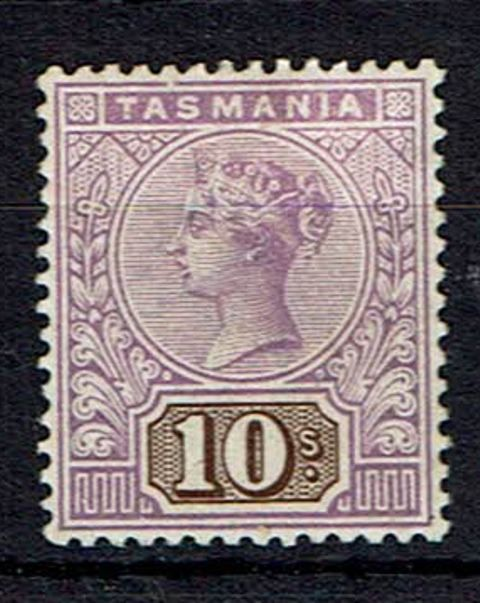 Image of Australian States ~ Tasmania SG 224 LMM British Commonwealth Stamp