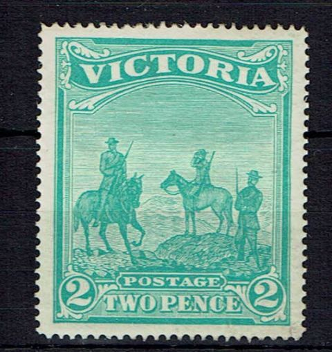 Image of Australian States ~ Victoria SG 375 VLMM British Commonwealth Stamp