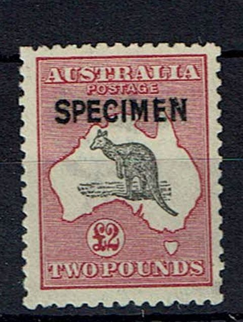 Image of Australia 45S MM