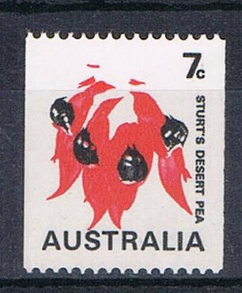 Image of Australia SG 468bc UMM British Commonwealth Stamp