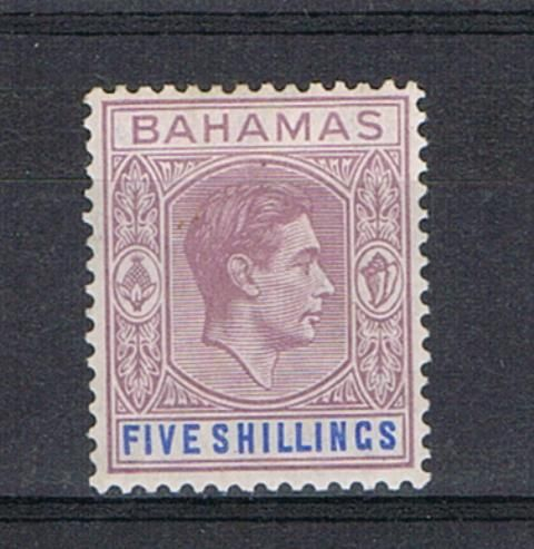 Image of Bahamas SG 156 LMM British Commonwealth Stamp