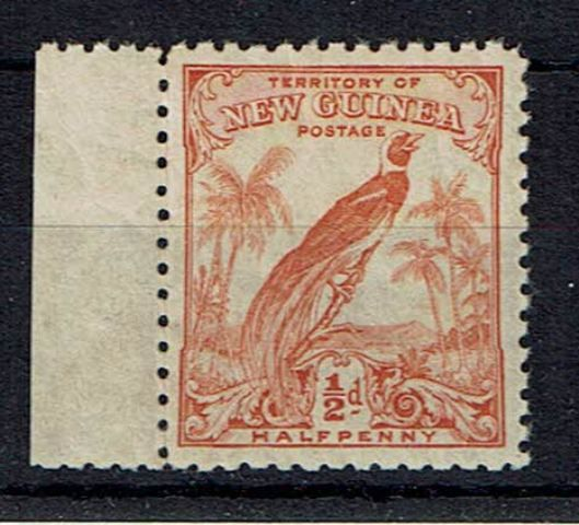 Image of New Guinea SG N/A1 UMM British Commonwealth Stamp
